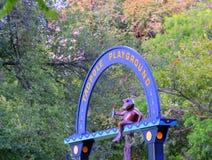 Bostom, mA Parque Fotos de archivo
