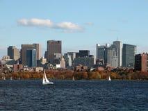 boston городской Стоковое Изображение