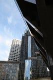 boston финансовохозяйственный Стоковые Фото