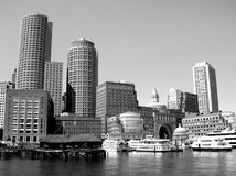 Boston stockbilder
