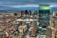 Boston Stock Afbeelding