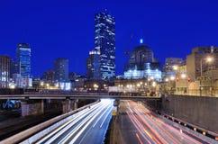 Boston image libre de droits