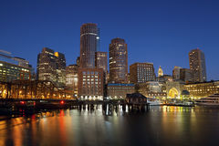 Boston Imagem de Stock Royalty Free