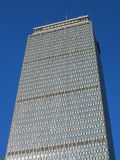 Boston. A view of Boston's Prudential Tower stock photography