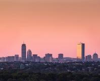 Boston Photographie stock