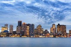 Boston foto de archivo libre de regalías