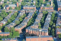 Boston imágenes de archivo libres de regalías