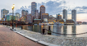 Boston Fotografia Royalty Free
