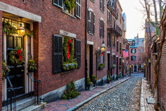 Boston Fotografia Stock