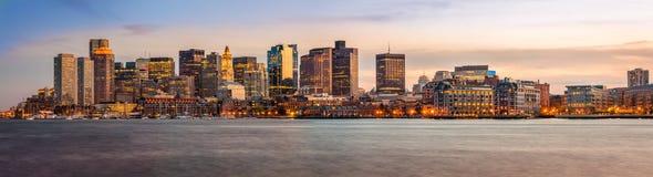 Boston Stock Foto