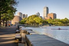 Boston Photos libres de droits