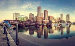 Boston Fotografie Stock