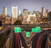 Boston Zdjęcie Stock