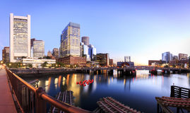 Boston Obraz Stock