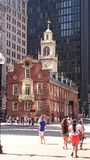 Boston Image libre de droits