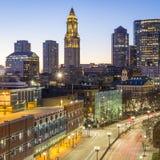 Boston Royalty-vrije Stock Afbeeldingen