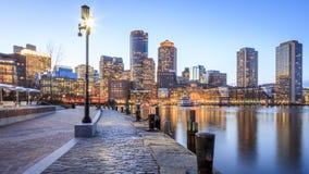Boston Royalty-vrije Stock Fotografie