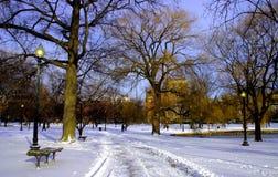 Boston-allgemeiner Garten Lizenzfreies Stockfoto