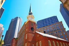 Boston-alte Südbethaushistorische stätte Lizenzfreies Stockfoto