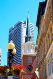 Boston-alte Südbethaushistorische stätte Stockbilder