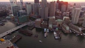Boston antena zdjęcie wideo