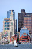 Boston architecture closeup Stock Images