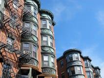 Boston arkitektur och byggnad Royaltyfria Bilder