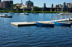 Boston boating Stock Photos