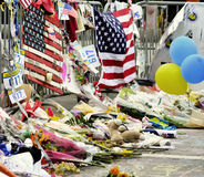 Boston Bombing Royalty Free Stock Photography