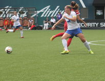 Boston Breakers at Providence Park Stock Images