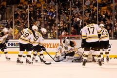 Boston Bruins Royalty Free Stock Photo