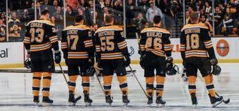 2012 Boston Bruins Royalty-vrije Stock Afbeelding