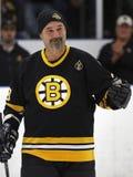Boston Bruins Alumni Hockey Game Jay Miller Stock Photos