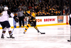 Boston Bruins Defenseman Zdeno Chara Royalty Free Stock Images