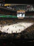Boston Bruins del jardín del banco de TD imagen de archivo