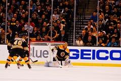 Boston Bruins di Tuukka Rask Immagine Stock Libera da Diritti