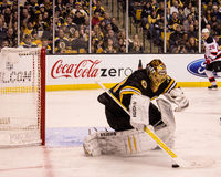 Boston Bruins di Tuukka Rask Fotografia Stock Libera da Diritti