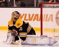 Boston Bruins di Tuukka Rask Fotografia Stock