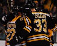 Boston Bruins-Ergebnis Lizenzfreie Stockfotos