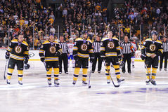 Boston Bruins Royalty Free Stock Photo