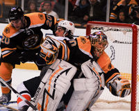 Boston Bruins sandwich. Stock Photos