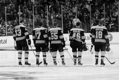 Boston Bruins Royalty Free Stock Photography