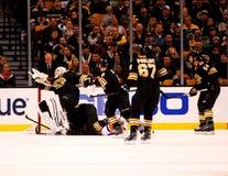 Boston Bruins, Tim Thomas Stock Photos