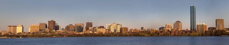 Boston céntrica Fotos de archivo libres de regalías
