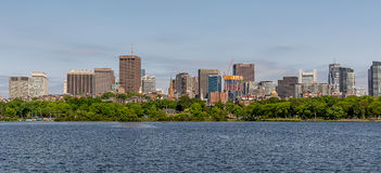 Boston, Camridge Skyline Royalty Free Stock Images