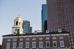 Boston center Stock Photos