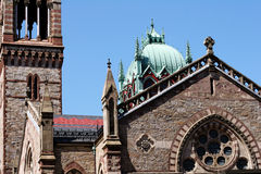 Boston Church Stock Image