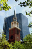 Boston Church Stock Images