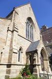 Boston Churches Stock Photography
