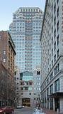Boston city scenery Stock Photography